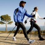 How many calories burned while walking?