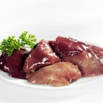 Chicken liver calories