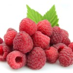 How many calories in raspberries?