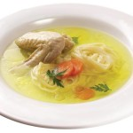 Chicken soup calories