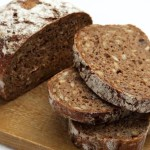 How many calories in brown bread?