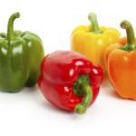 How many calories in pepper?