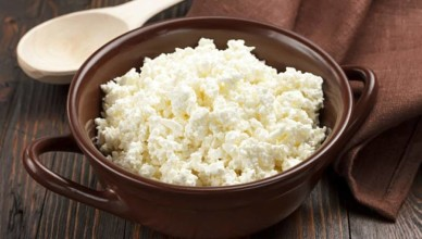 Cottage cheese calories
