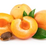 How many calories in apricot?