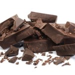 How many calories in chocolate?