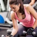 Exercise for weight loss at the gym