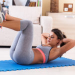 Exercises for fitness at home