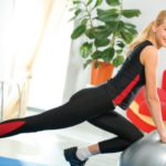 Complex of home exercises for women
