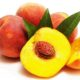 How many calories in a peach?